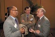 Energen Corp.'s Chip Bivins, Bill Bibb and David Woodruff, also of Energen.