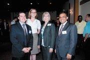 Chris Brainard, Lauren Leach, Marilyn Henry and Raheel Farough, all of UAB Health System.