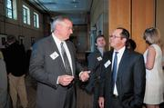 Capital Strategies Group's David Byers and Ham Poynor of Reliance Financial Group.