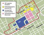 Prime downtown property in limbo