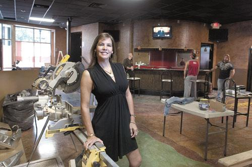 Leesa Warren, owner of the former Johnny Rockets building in Five Points South, is opening a club there called Bacchus in October above the Waffle House that opens in mid November.