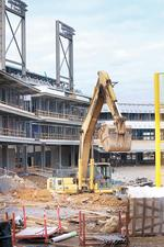 Ballpark draws another big deal