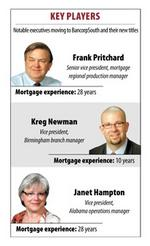 BancorpSouth hires 25 from Superior Bank