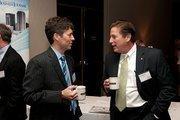 Bradley Arant Boult Cumming LLP's Chris Glenos and Regions Financial Corp.'s Eric Helmers.