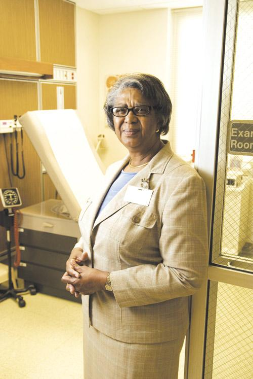 Dr. Sandral Hullett said her hospital could be a casualty of one plan to help Jefferson County.