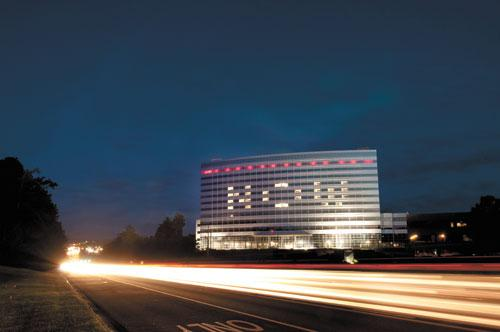 Trinity Medical Center received a favorable legal ruling Friday in its quest to relocate to U.S. 280.