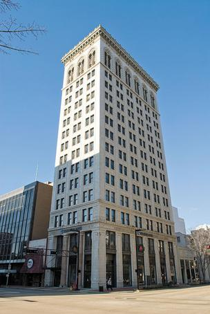 Apartments are planned for the Empire Building.