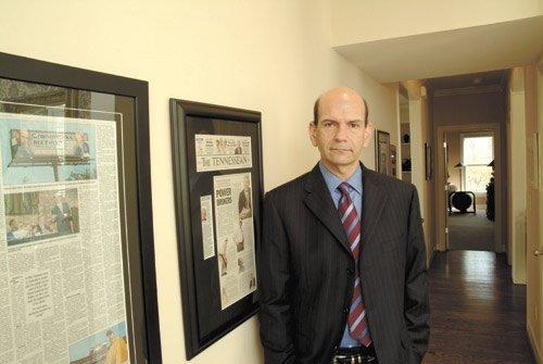 Cox Broadcasting still wants to sign sports radio host Paul Finebaum.
