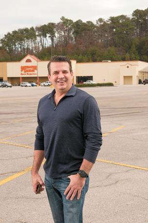 Mark Gold led a group of investors that purchased Grants Mill Station.