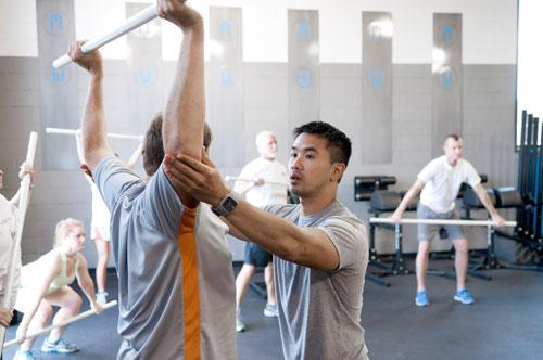 The Iron Tribe Fitness in Homewood – the franchise's first location – is about to get a new, upgraded gym.