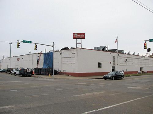 The former Merita bakery could draw heavy interest with its proximity to Railroad Park.
