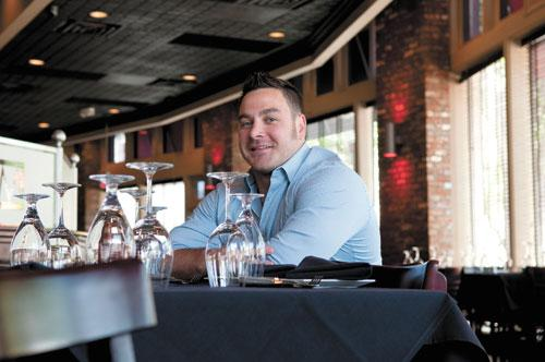Brett MacDonald was familiar with Five Points before opening two restaurants there, but he still did plenty of research.