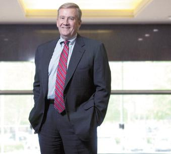 Michael Gillfillan is a new face on Birmingham's banking scene. He is now CEO of AloStar Bank of Commerce, which bought the assets of Nexity Bank after it failed April 15.