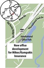 Mikos/Kampakis launching $5M office project