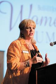 Lisa Phillips of Simple Works shared tips for being more productive and maximizing time.