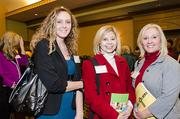 Kati Burns, Crystal Sorrelle and Vicki Dobbs, all from American Cast Iron Pipe Co.