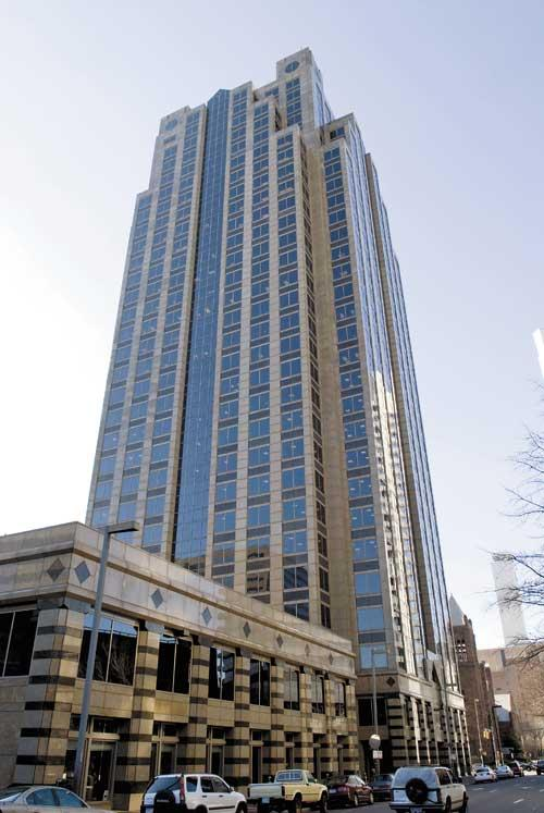 Adams and Reese LLP has signed a 10-year lease in the Regions Harbert Plaza.