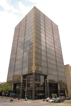 A Michigan firm bought Regions Plaza and is planning hotel or office space.