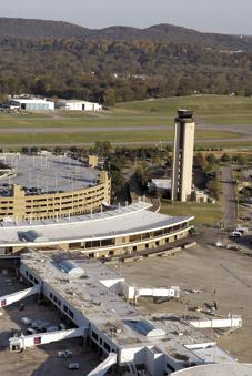 A report shows Birmingham's Shuttlesworth International Airport has high ontime flight percentages.
