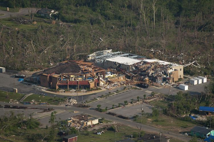 Businesses and organizations in storm-affected areas, such as Smithfield, have several options to secure disaster funding and assistance.