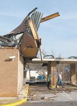 Center Point business owners plan to rebuild after tornado