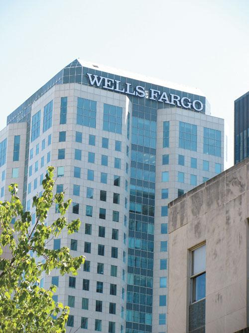 Ogletree Deakins is moving back to its former home in Wells Fargo Tower.