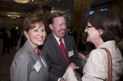 Sandy Killion and Wayne Killion, attending in support of Gateway Inc., with MedManagement's Ann Purdy.