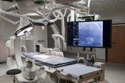 A cardiac care suite.