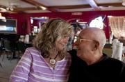 Oysters and Stuff owners Peggy and Frank Siragusa reopened their Gardendale lounge and resturaunt about two months ago. The business was previously located in Fultondale, where it was damaged in a tornado.  Click here to read their story