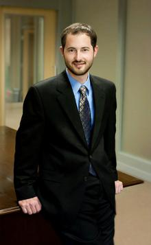 photo of Nicholas Ryan Livingston, DMD, MD