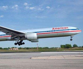 American Airlines posted the largest gain in traffic in Dayton during November with a 16 percent increase.