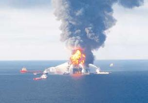 BP oil spill settlement