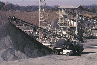 Vulcan Materials Co. (NYSE: VMC) sold off several assets and bought a couple of quarries as it prepares to retire $135 million in debt.
