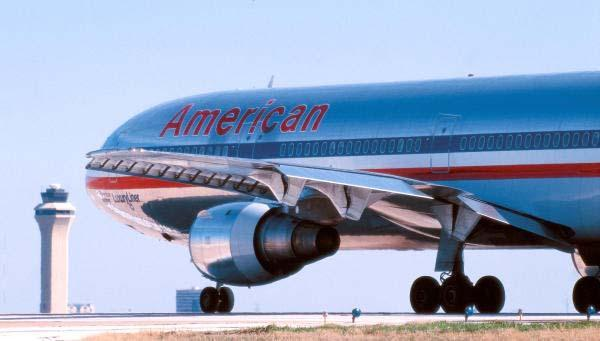 American Airlines is suing three global distribution systems for alleged anti-competitive actions.