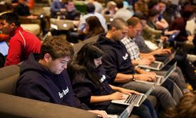 Facebook holds hackathon