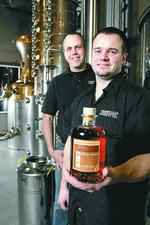 Woodinville Whiskey's biggest challenge to launch was finding a banker