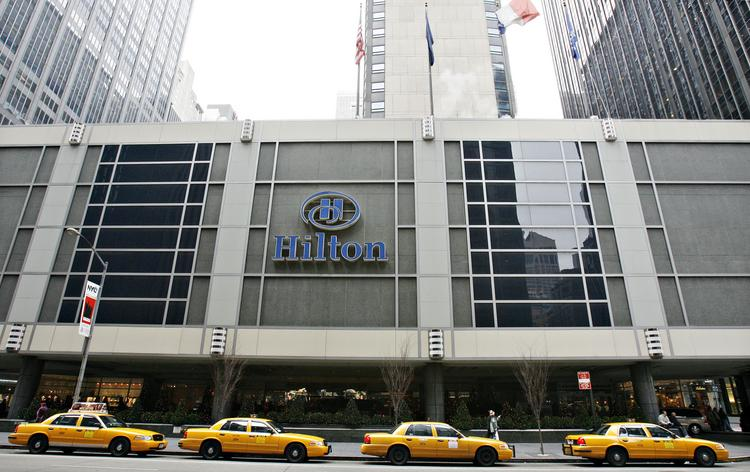 "The Hilton Midtown in New York is following a hotel trend of introducing 24/7 ""grab and go"" food and beverage stations on site as a way to cut the high costs of maintaining room service."