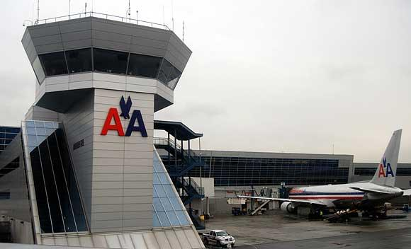New York's John F. Kennedy International Airport remains one of American Airlines' prime hubs.