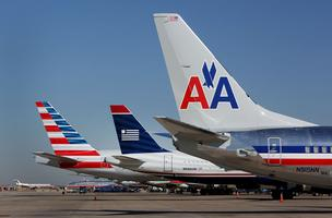 A hearing is set for March 27 regarding American Airline's decision to merger with U.S. Airways.