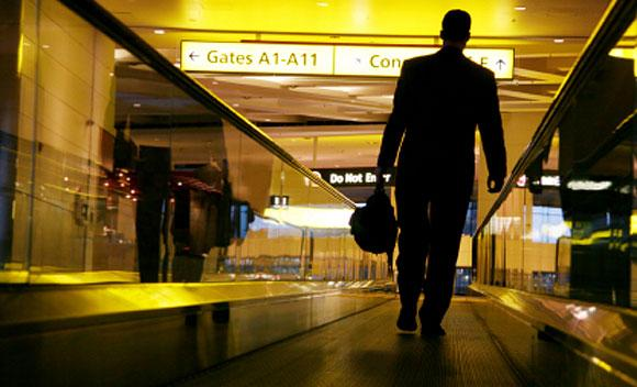The total number of business trips is expected to reach 438.1 million for the year — down 1.6 percent from 2011.