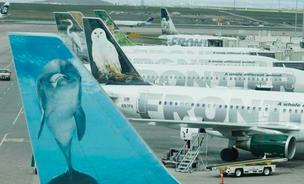 Frontier Airlines on Friday launched service from Princeton-Trenton, N.J., to Orlando with two weekly nonstop flights.