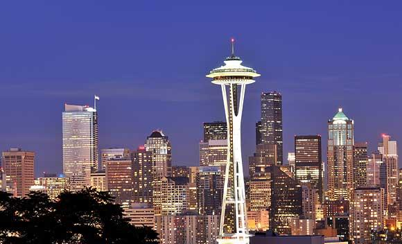 Seattle's high-tech credentials make it a key destination for 21st Century business.