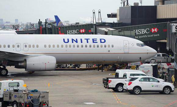 During the Ryder Cup telecast, United Airlines plans to run a commercial talking about how the airline is evolving since the merger of Continental with United.