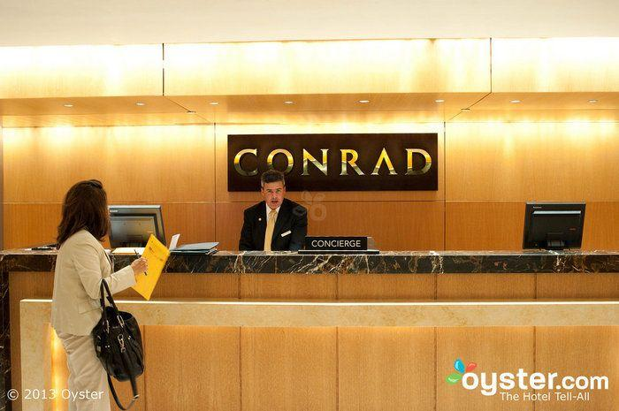 The Conrad Hotel, Miami, Florida