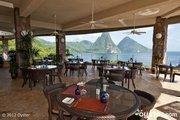 Jade Cuisine at the Jade Mountain Resort, St. Lucia