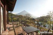 Lounge at the La Reunion Golf Resort & Residences, Guatemala