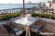 Restaurant Prete Rosso at Hotel Locanda Vivaldi, Venice