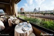 Terrazza Brunelleschi Restaurant at the Grand Hotel Baglioni, Florence