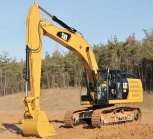 Caterpillar is a heavy equipment maker with a large presence in the Triangle.