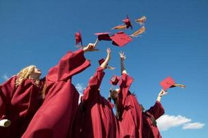 Public high school graduation rates are at their highest levels in nearly 40 years.